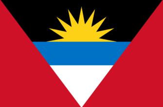 Флаг Антигуа и Барбуды