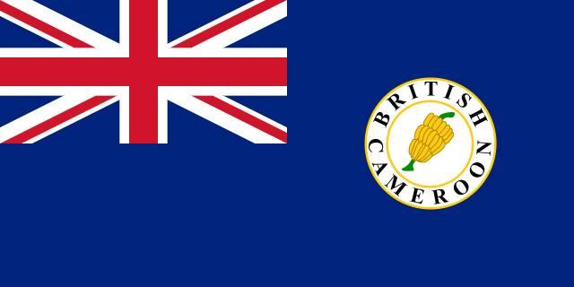 Стандартный вариант флага для Камеруна