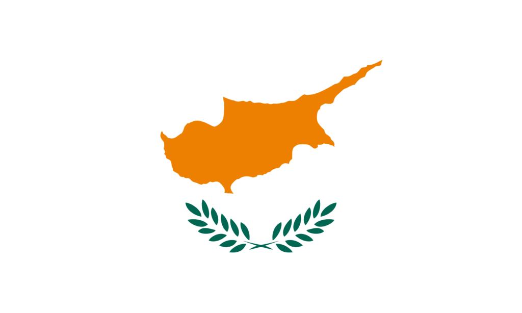 Флаг Кипра 16 августа 1960 — 20 апреля 2006