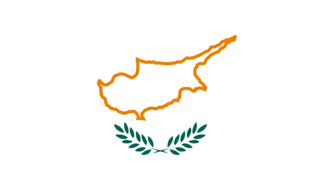 Флаг Кипра 1960 года