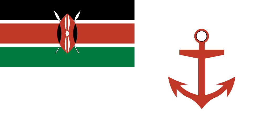 Флаг Кении
