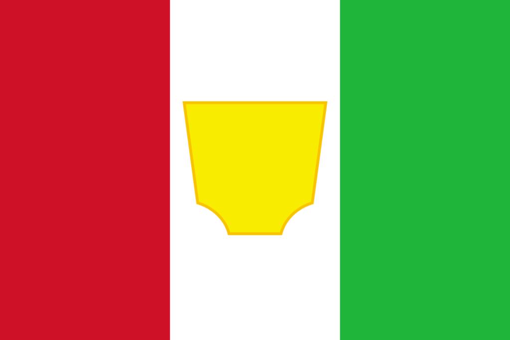 Флаг Бурунди 1961