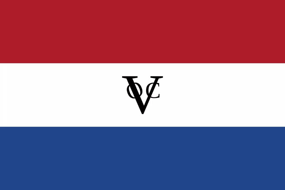 Флаг Голландской Ост-Индии