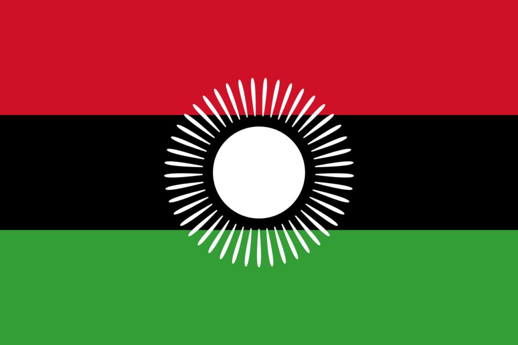 Флаг Малави 29 июля 2010 — 28 мая 2012