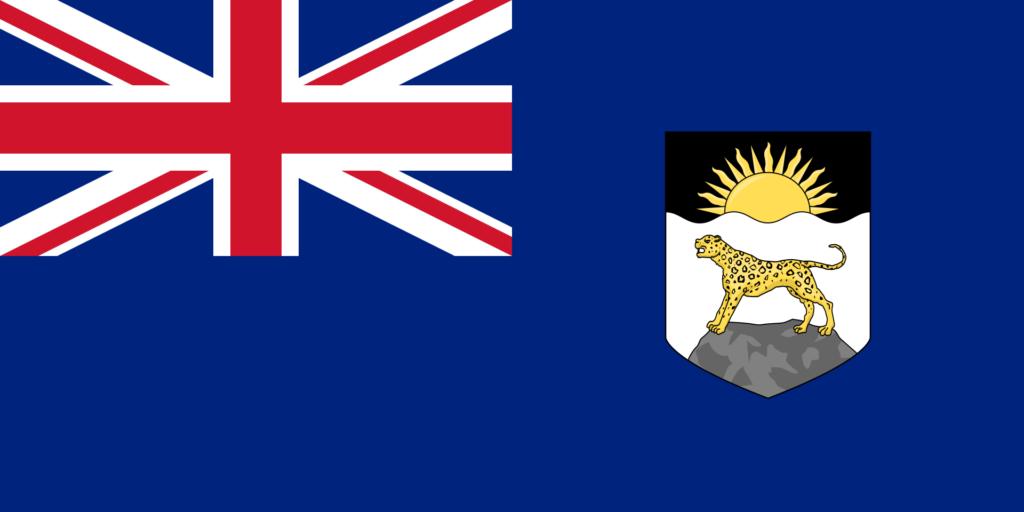 Флаг Малави (Ньясаленда) 12 декабря 1919 — 6 сентября 1953, 31 декабря 1963 — 6 июля 1964
