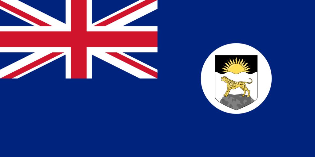 Флаг Малави (Ньясаленда) 11 мая 1914 — 12 декабря 1919