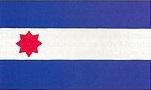 Флаг сообщества «Кубинская роза»