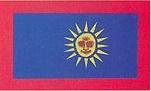 Флаг сообщества «Солнце и лучи Боливара»