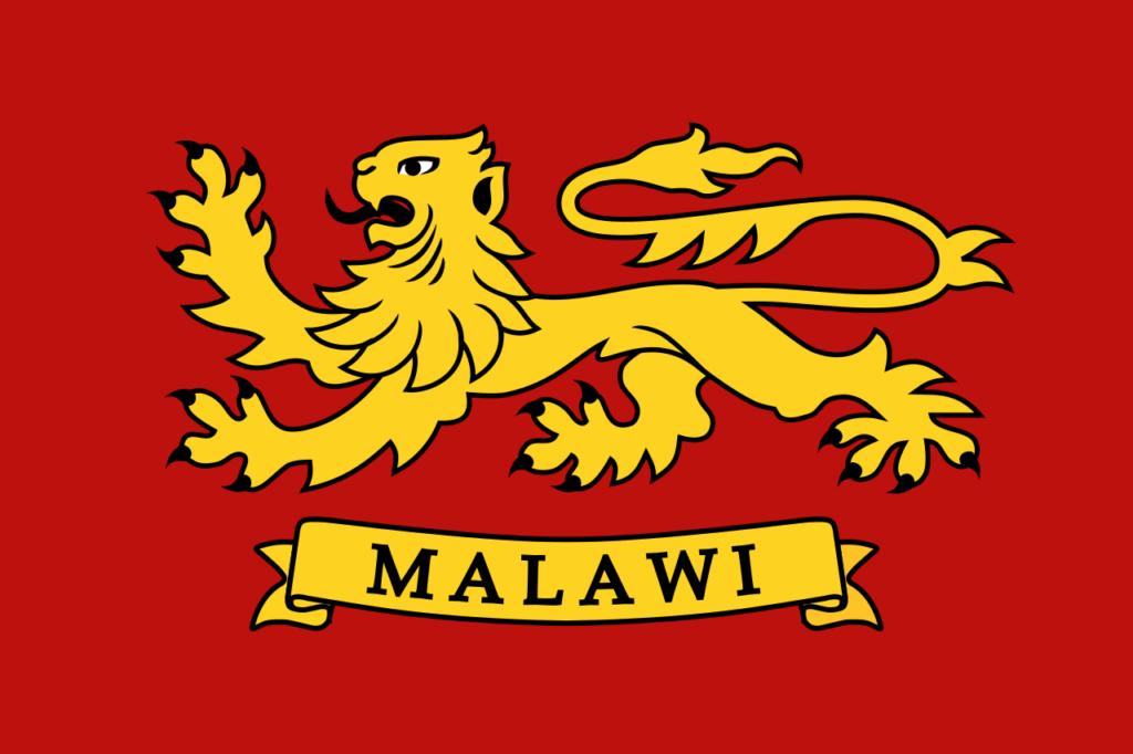 Штандарт президента Малави