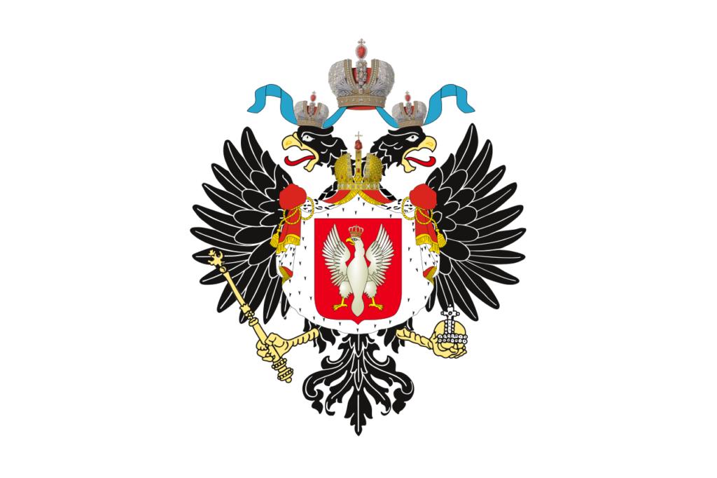 Флаг Царства Польского, 1815—1832