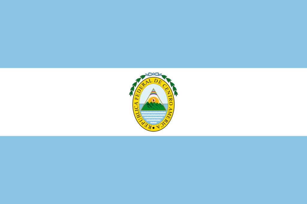 Флаг Центральной Америки