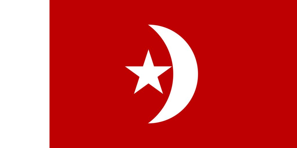 Флаг Эмирата Умм-эль-Кайвайн