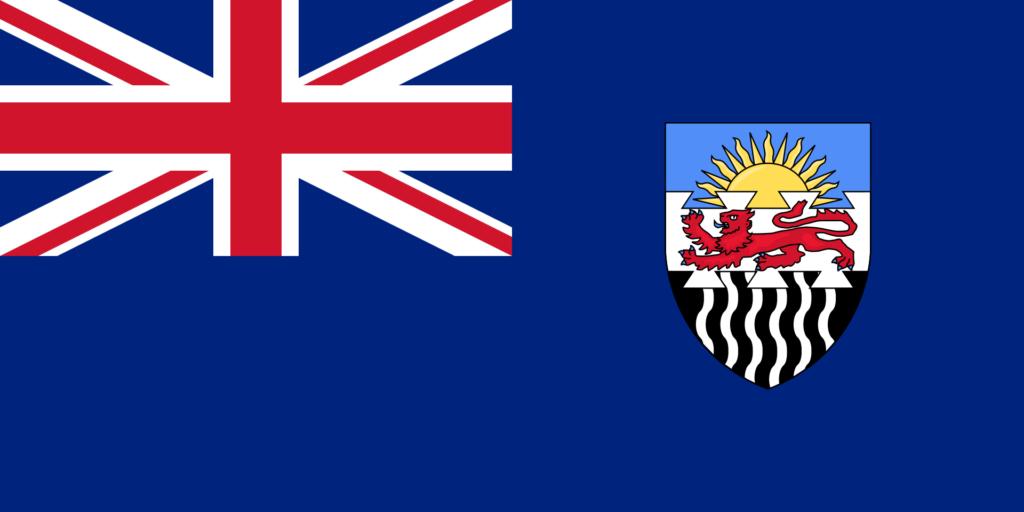 Флаг Федерации Родезии и Ньясаленда 7 сентября 1953 — 31 декабря 1963
