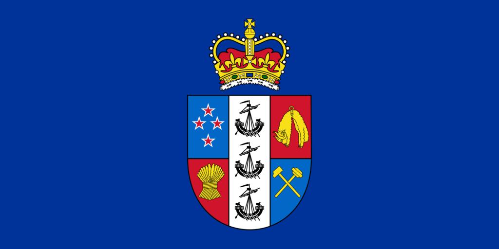 Флаг генерала-губернатора Новой Зеландии