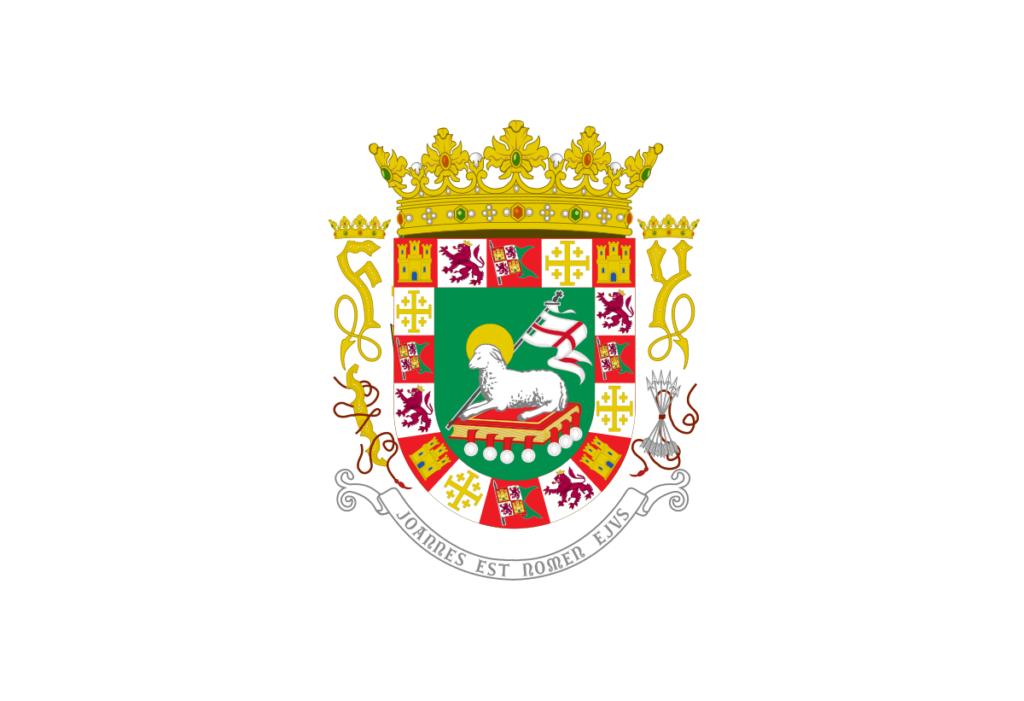 Флаг губернатора Пуэрто-Рико