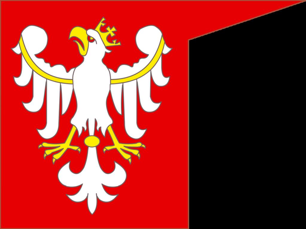 Флаг Королевства Польского