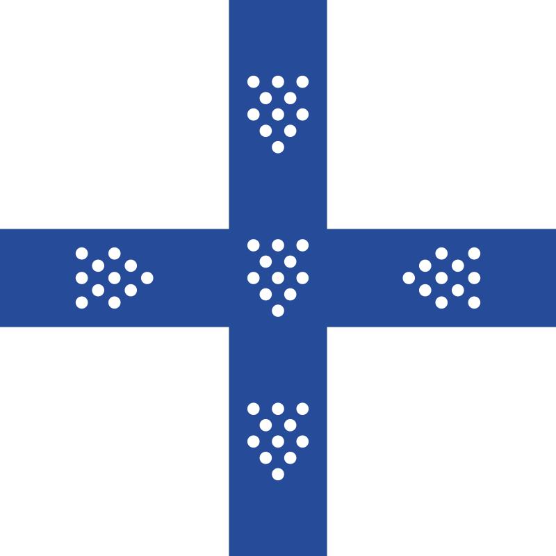 Флаг Короля Афонсу I Великого (1143)
