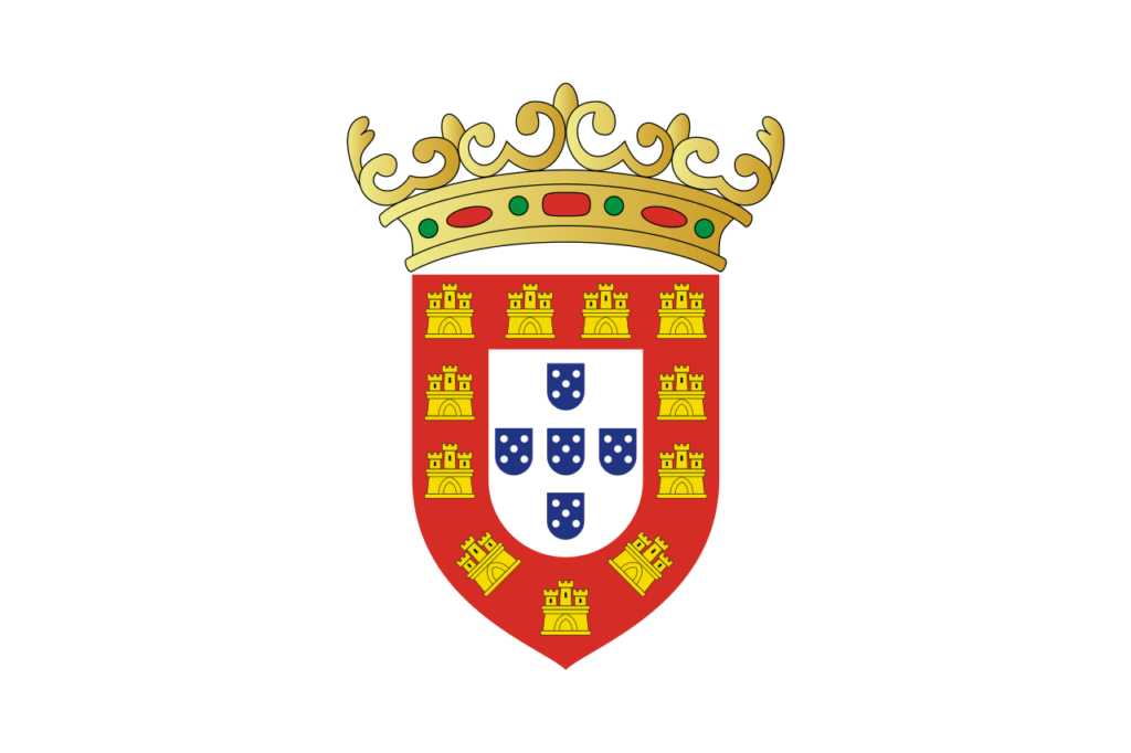 Флаг Короля Мануэла I (1495)
