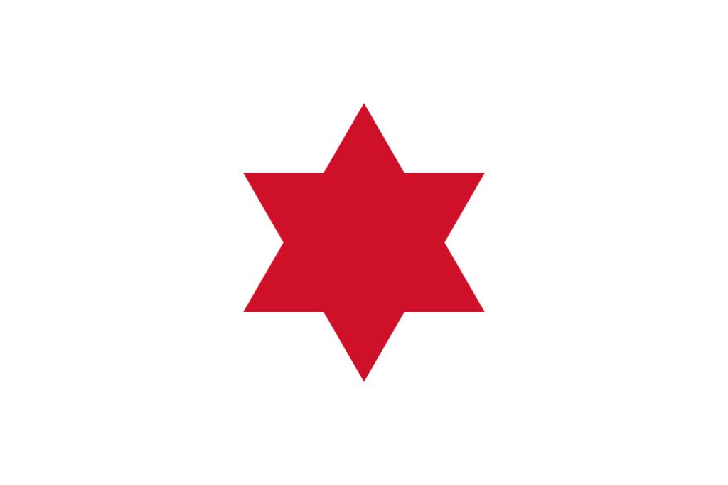 Флаг Коста-Рики (1823-1824)