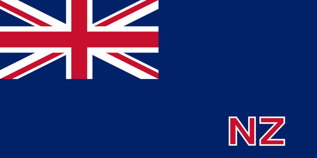 Флаг Новой Зеландии в 1867—1869 годах