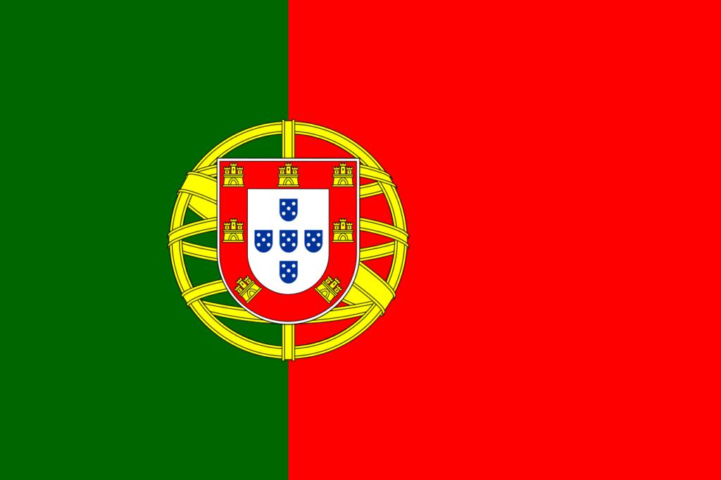 Флаг Португальской Республики
