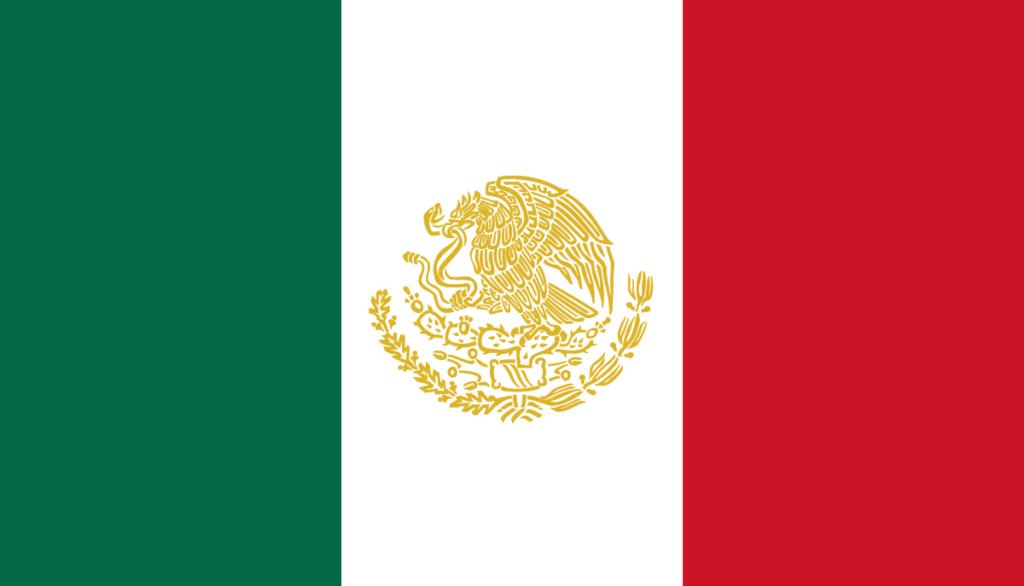 Флаг правительства штатов Мексики