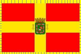Флаг провинции Пуэрто-Рико 1873 - 1898