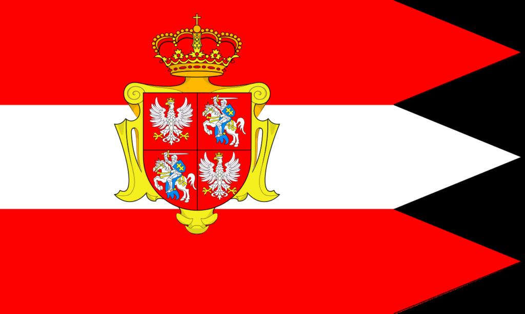Флаг Речи Посполитой, 1569—1795