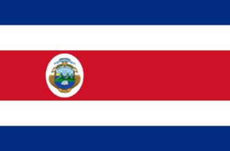 Флаг Республики Коста-Рика
