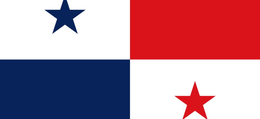Флаг Республики Панама