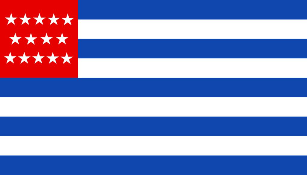 Флаг Сальвадора 30 ноября 1898 — 17 мая 1912