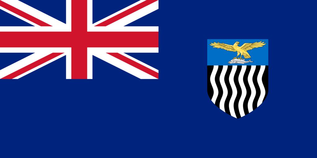 Флаг Северной Родезии 16 августа 1939 — 7 сентября 1953