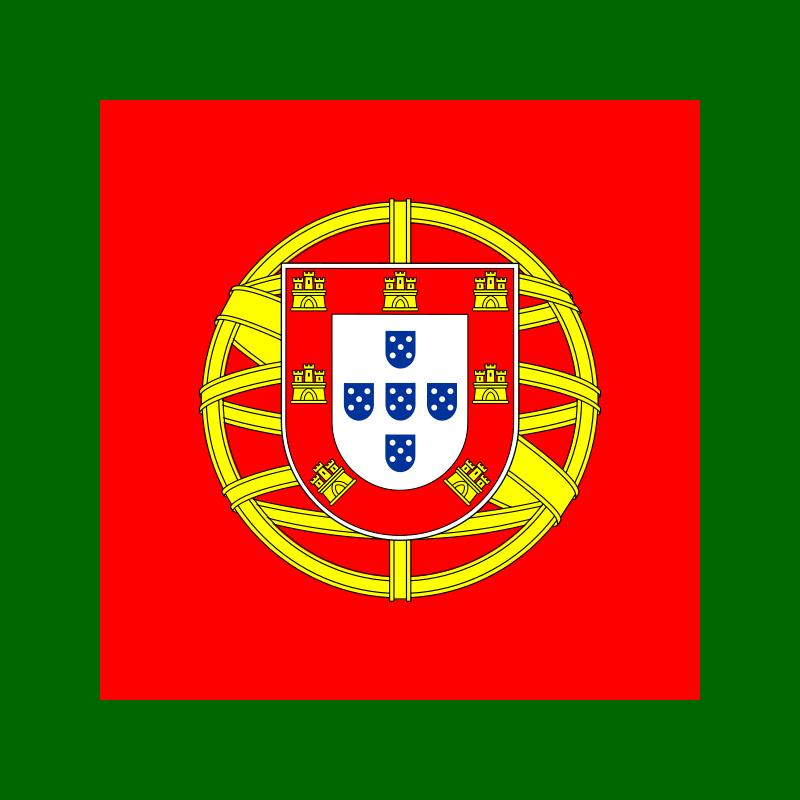 Флаг Военно-морских сил Португалии