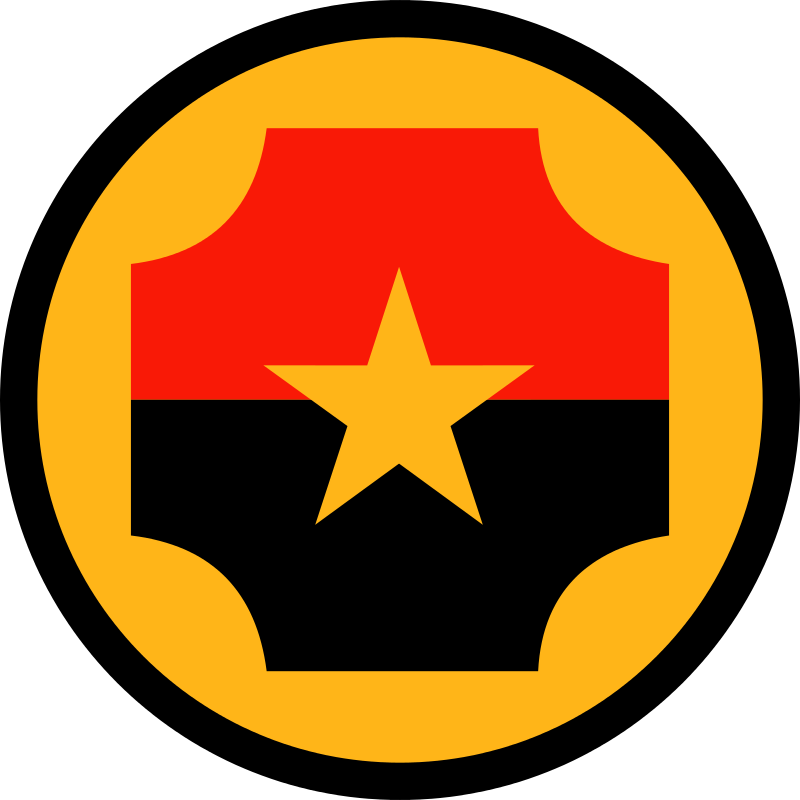 Флаг военно-воздушных сил Никарагуа