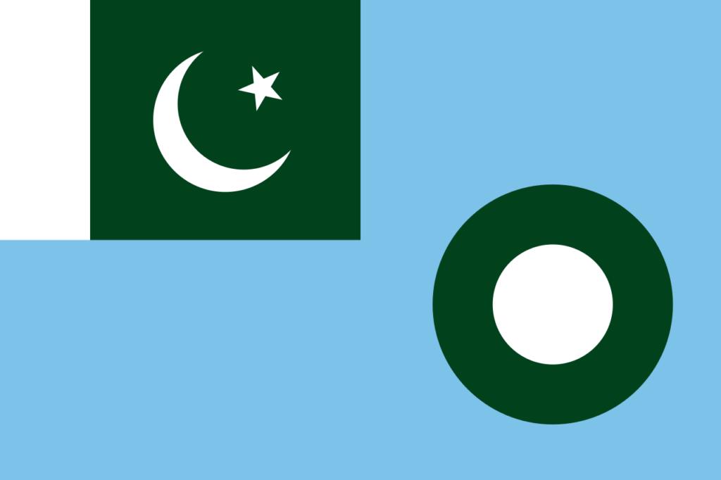Флаг Военно-воздушных сил Пакистана
