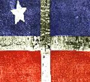 Флаг восстания в Ларесе