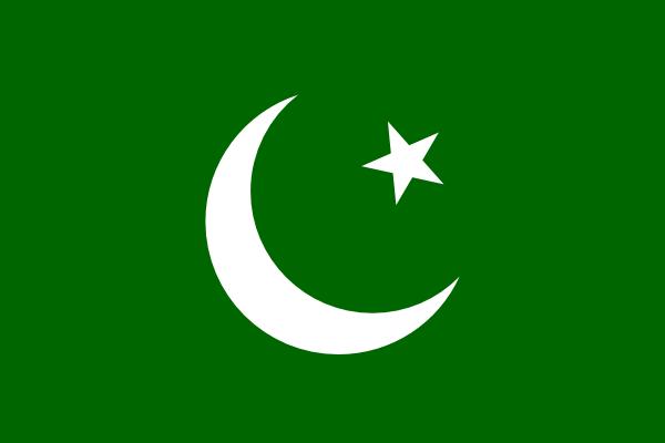Флаг Всеиндийской мусульманской лиги