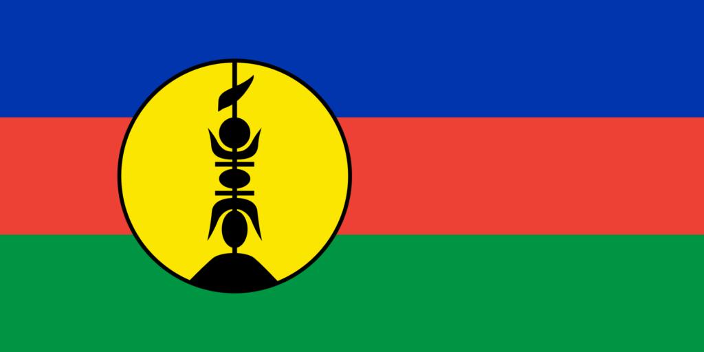Флаг заморской особой территории