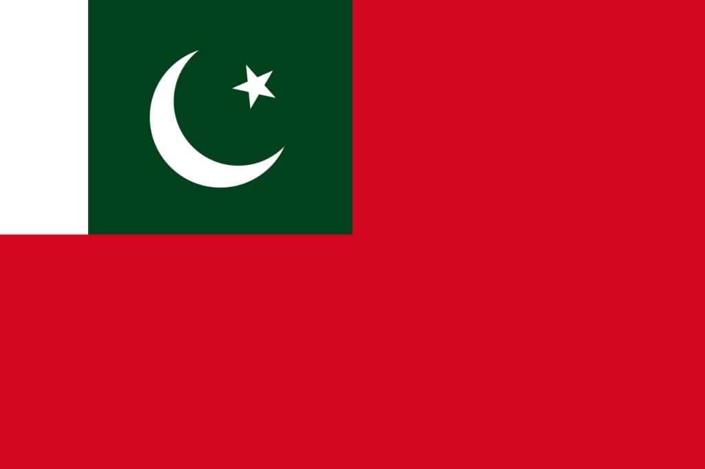 Гражданский флаг Пакистана