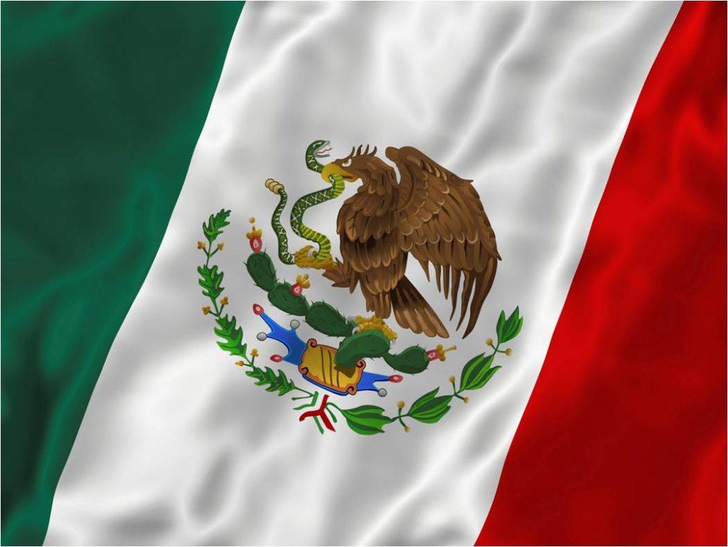 Изображение герба Мексики