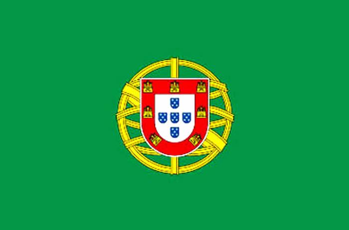 Президентский флаг Португалии