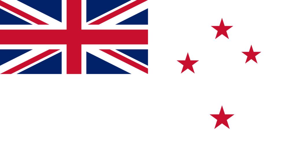 Военно-морской флаг Новой Зеландии