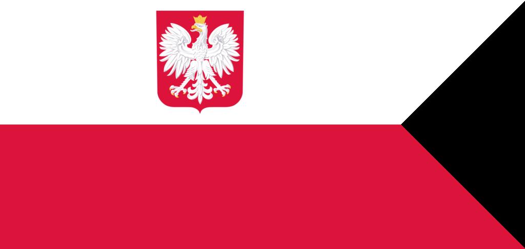 Военно-морской флаг Польши
