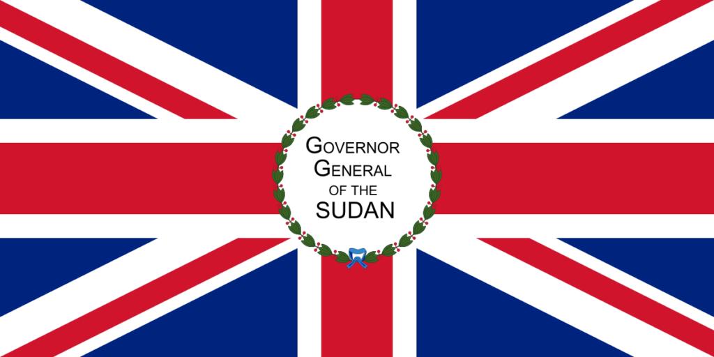 Флаг англо-египетского Судана