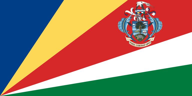 Флаг Президента Сейшельских Островов