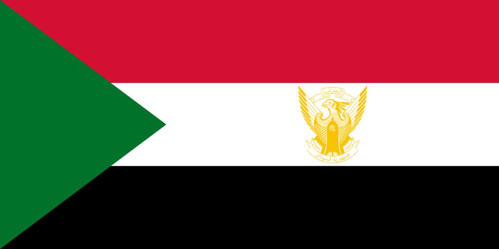 Флаг президента Судана