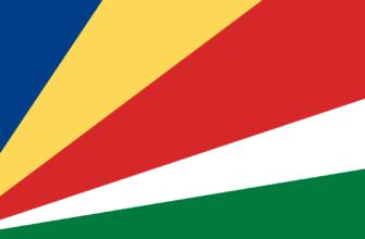 Флаг Республики Сейшелы