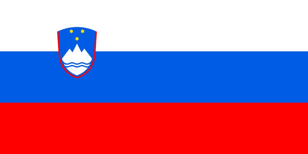 Флаг Республики Словения