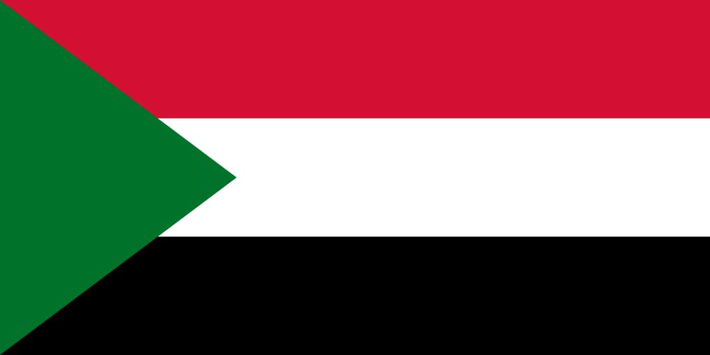 Флаг Республики Судан