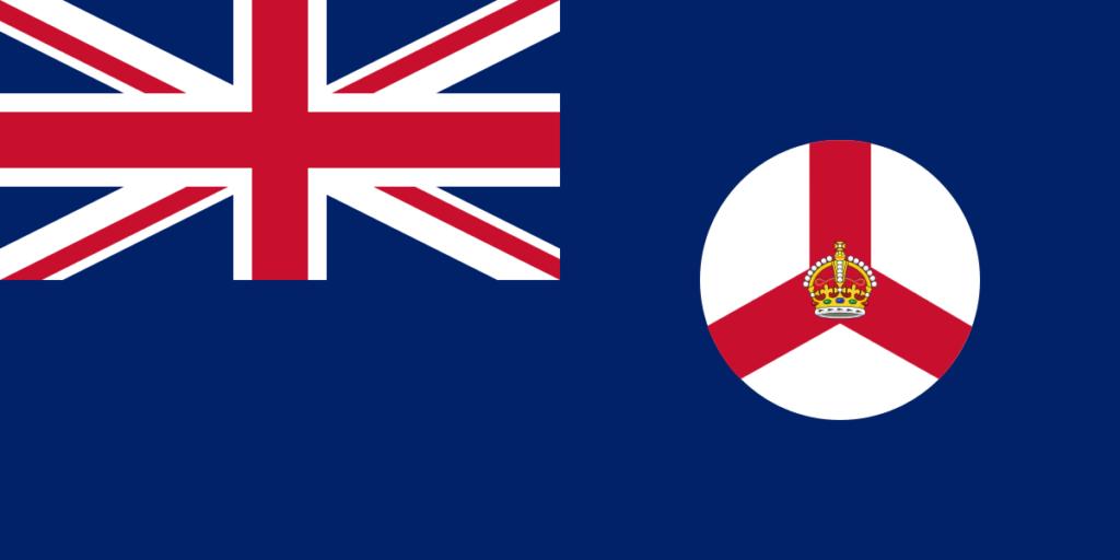 Флаг Сингапура (1946–1952)